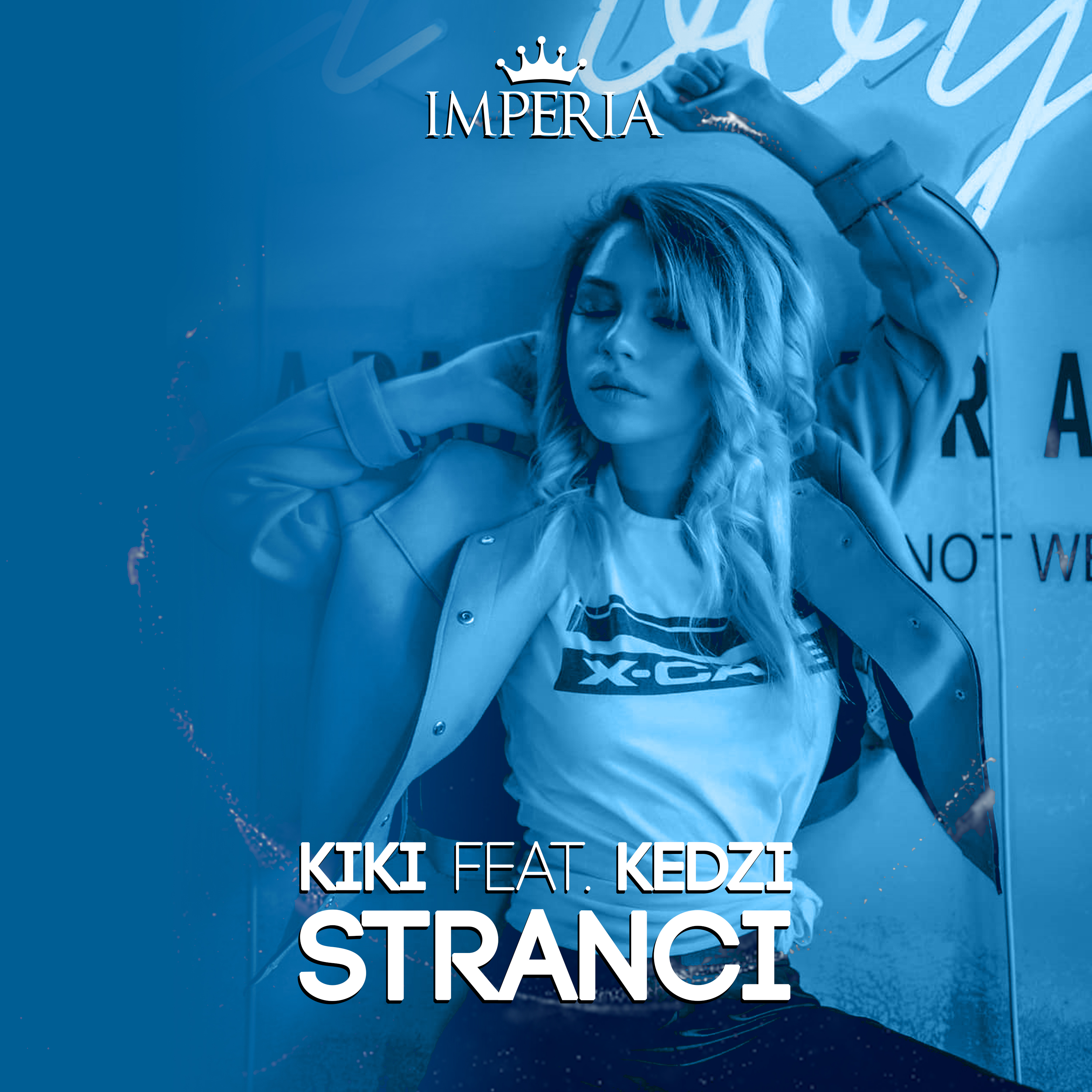 Kiki feat. Kedzi - Stranci - Listen on Spotify, Deezer, YouTube, Google Play Music and Buy on Amazon, iTunes Google Play | EMDC Network