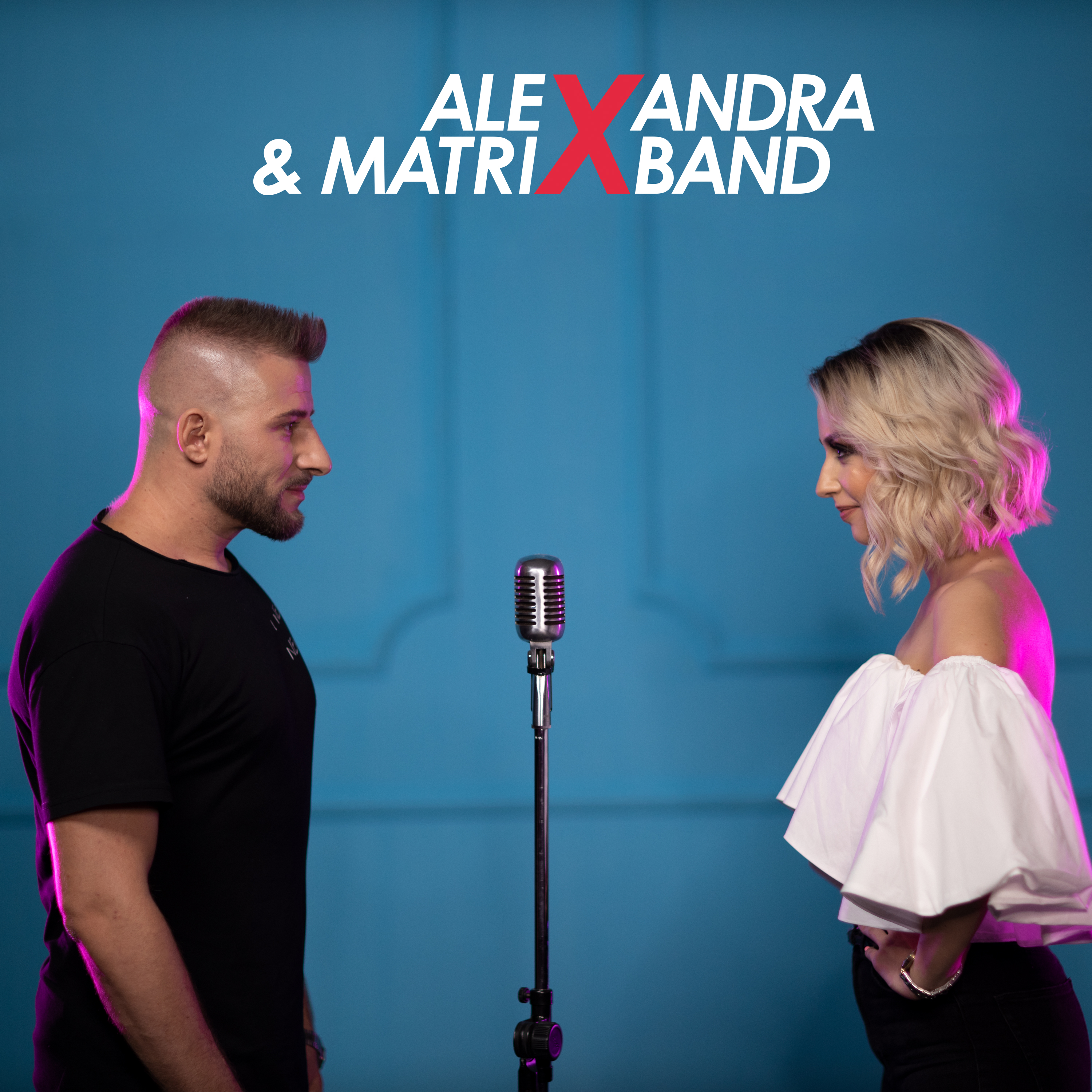 Alexandra & Matrix band vs Joce Panov - Laga laga (Mashup) - Listen on Spotify, Deezer, YouTube, Google Play Music and Buy on Amazon, iTunes Google Play | EMDC Network
