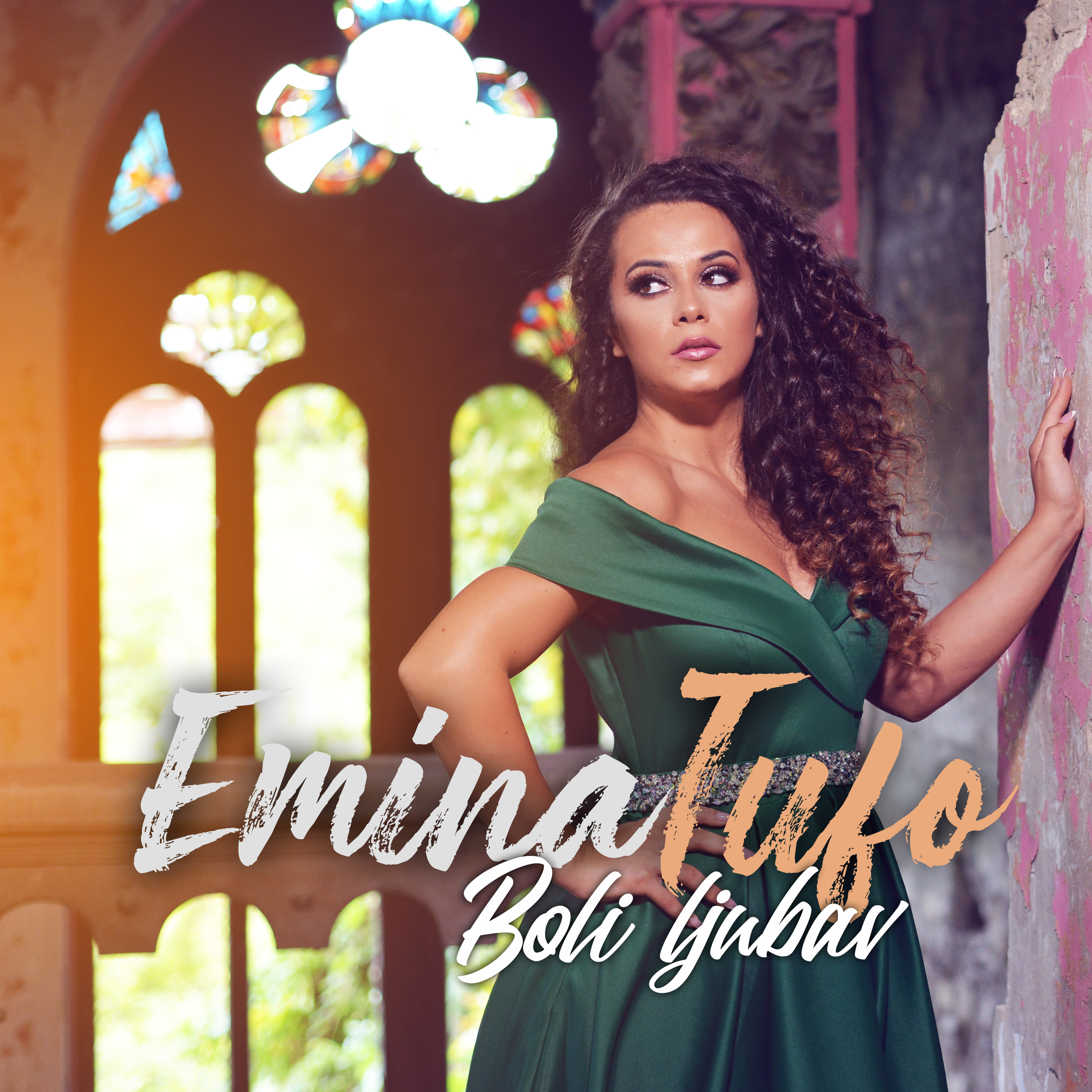 Emina Tufo - Boli ljubav - Listen on Spotify, Deezer, YouTube, Google Play Music and Buy on Amazon, iTunes Google Play | EMDC Network