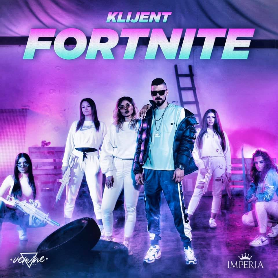 Klijent - Fortnite - Listen on Spotify, Deezer, YouTube, Google Play Music and Buy on Amazon, iTunes Google Play | EMDC Network
