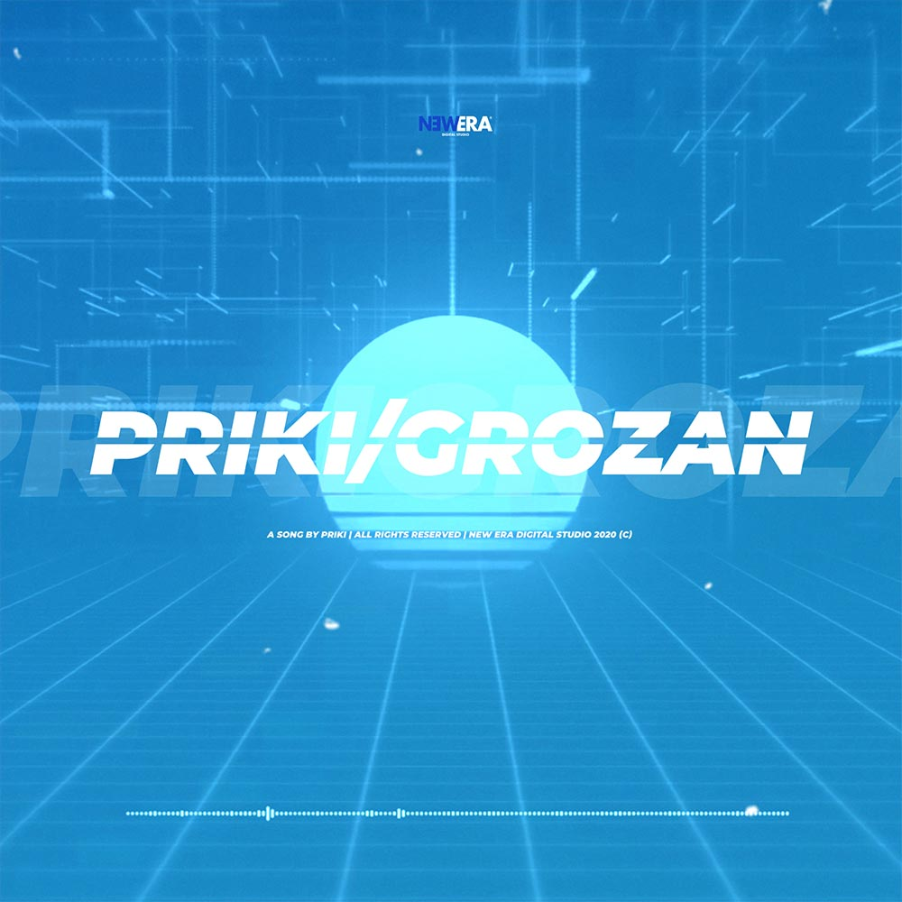 Priki - Grozan - Listen on Spotify, Deezer, YouTube, Google Play Music and Buy on Amazon, iTunes Google Play   EMDC Network